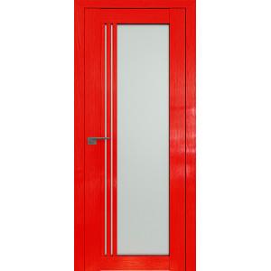 Дверь Профиль дорс 2.51STP Pine Red glossy - со стеклом