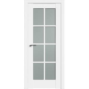 Дверь Профиль дорс 101U Аляска - со стеклом