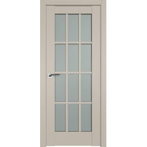 Дверь Профиль дорс 102U Шеллгрей - со стеклом