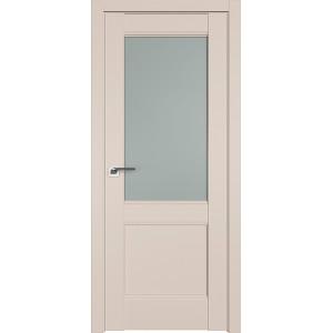 Дверь Профиль дорс 109U Санд - со стеклом