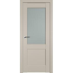 Дверь Профиль дорс 109U Шеллгрей - со стеклом