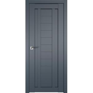 Дверь Профиль Дорс 14U Антрацит - глухая