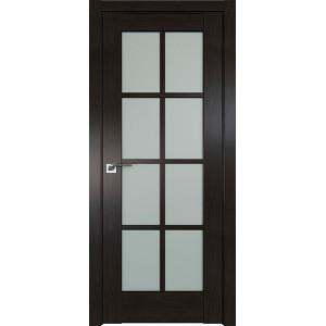 Дверь Профиль дорс 101X Пекан темный - со стеклом