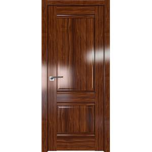 Дверь Профиль дорс 1X Орех амари - глухая