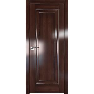 Дверь Профиль дорс 23X Орех сиена - глухая