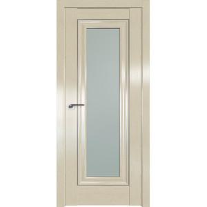 Дверь Профиль дорс 24X Эш вайт - со стеклом