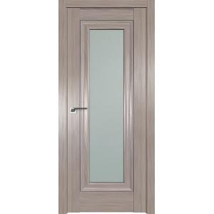 Дверь Профиль дорс 24X Орех пекан - со стеклом