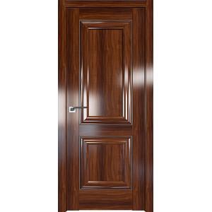 Дверь Профиль дорс 27X Орех амари - глухая