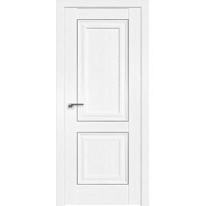 Дверь Профиль дорс 27X Пекан белый - глухая