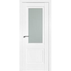 Дверь Профиль дорс 2.37X Пекан белый - со стеклом