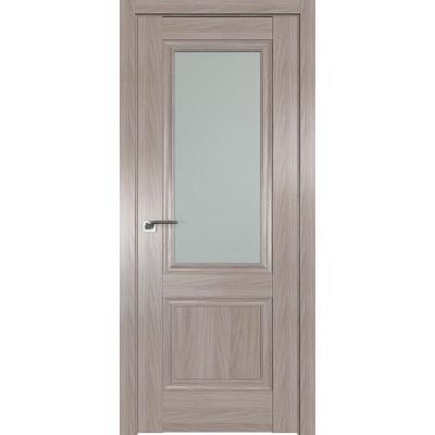 Дверь Профиль дорс 2.37X Орех пекан - со стеклом