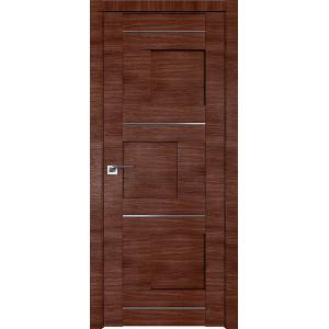 Дверь Профиль дорс 12X Малага черри кроскут - глухая