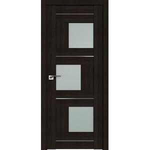 Дверь Профиль дорс 13X Грей мелинга - со стеклом
