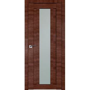 Дверь Профиль дорс 16X Малага черри кроскут - со стеклом
