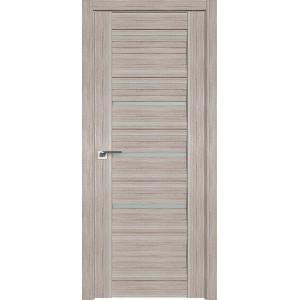 Дверь Профиль дорс 18X Капучино мелинга - со стеклом