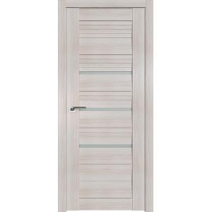 Дверь Профиль дорс 18X Эш вайт мелинга - со стеклом