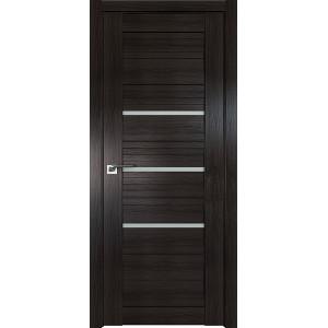Дверь Профиль дорс 18X Грей мелинга - со стеклом