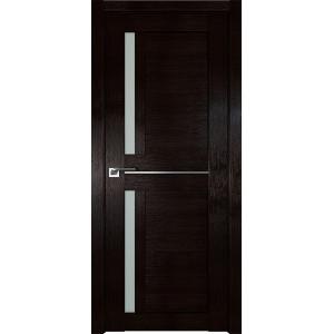 Дверь Профиль дорс 19X Венге мелинга - со стеклом