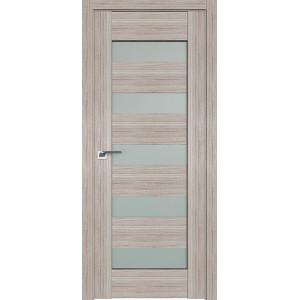 Дверь Профиль дорс 29X Капучино мелинга - со стеклом