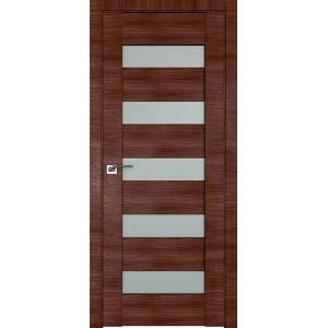 Дверь Профиль дорс 29X Малага черри кроскут - со стеклом