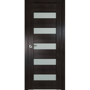 Дверь Профиль дорс 29X Грей мелинга - со стеклом