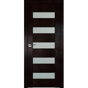 Дверь Профиль дорс 29X Венге мелинга - со стеклом
