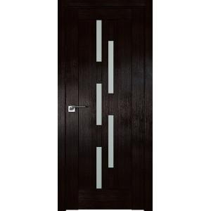 Дверь Профиль дорс 30X Венге мелинга - со стеклом