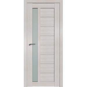 Дверь Профиль дорс 37X Эш вайт мелинга - со стеклом