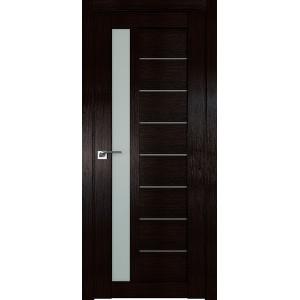 Дверь Профиль дорс 37X Венге мелинга - со стеклом