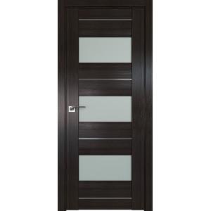 Дверь Профиль дорс 41X Грей мелинга - со стеклом