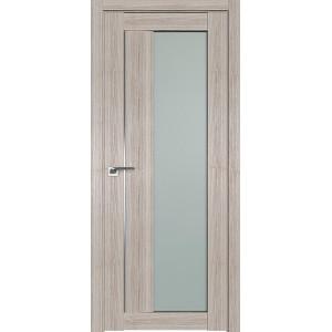 Дверь Профиль дорс 47X Капучино мелинга - со стеклом