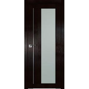 Дверь Профиль дорс 47X Венге мелинга - со стеклом