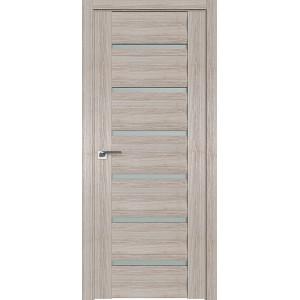 Дверь Профиль дорс 57X Капучино мелинга - со стеклом