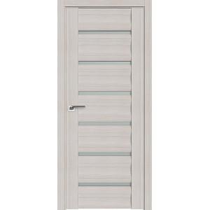 Дверь Профиль дорс 57X Эш вайт мелинга - со стеклом