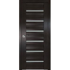 Дверь Профиль дорс 57X Грей мелинга - со стеклом