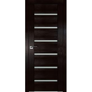 Дверь Профиль дорс 57X Венге мелинга - со стеклом