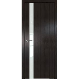 Дверь Профиль дорс 62X Грей мелинга - со стеклом