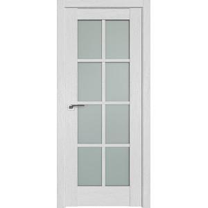 Дверь Профиль дорс 101XN Монблан - со стеклом