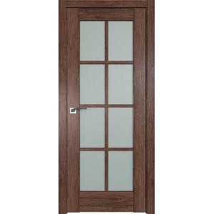 Дверь Профиль дорс 101XN Салинас темный - со стеклом