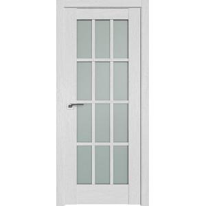 Дверь Профиль дорс 102XN Монблан - со стеклом