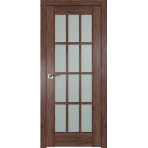 Дверь Профиль дорс 102XN Салинас темный - со стеклом