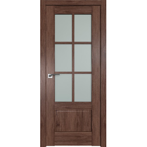 Дверь Профиль дорс 103XN Салинас темный - со стеклом