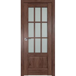 Дверь Профиль дорс 104XN Салинас темный - со стеклом