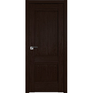 Дверь Профиль дорс 1XN Дарк браун - глухая