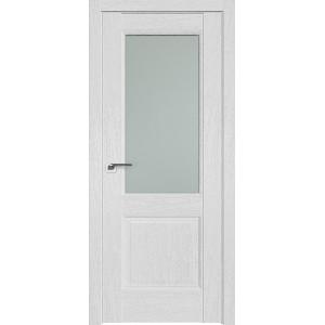 Дверь Профиль дорс 2.42XN Монблан - со стеклом