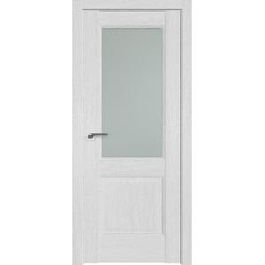 Дверь Профиль дорс 90XN Монблан - со стеклом