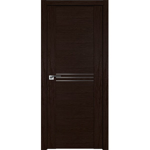 Дверь Профиль дорс 150XN Дарк браун - глухая