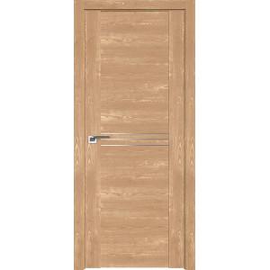 Дверь Профиль дорс 150XN Каштан натуральный - глухая