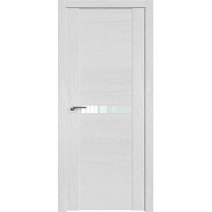 Дверь Профиль дорс 2.01XN Монблан - со стеклом