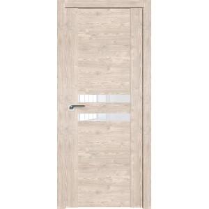 Дверь Профиль дорс 2.03XN Каштан светлый - со стеклом